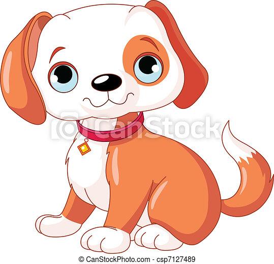 Cute Puppy - csp7127489