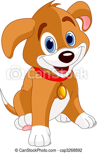 Cute Puppy - csp3268892
