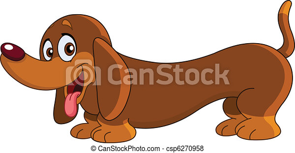 Dachshund dog - csp6270958
