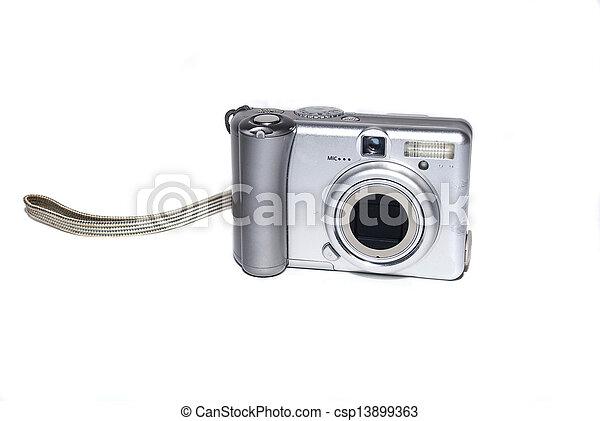 digital camera - csp13899363