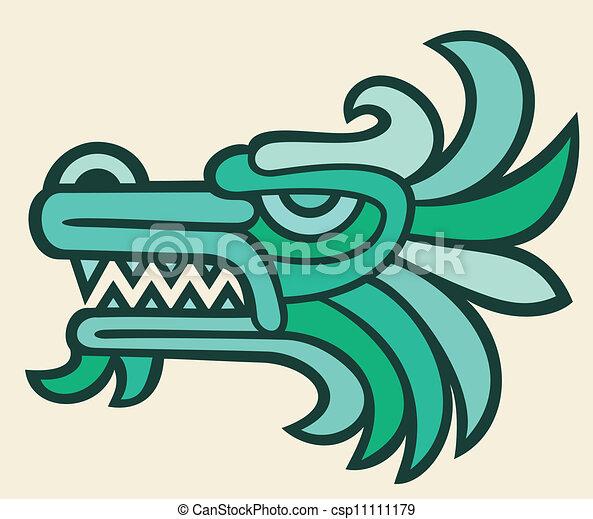 dragon head - csp11111179
