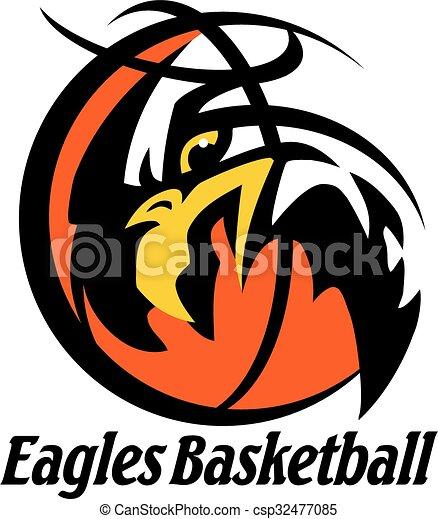 eagles basketball - csp32477085