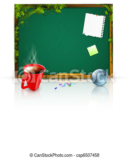 education theme - csp6507458