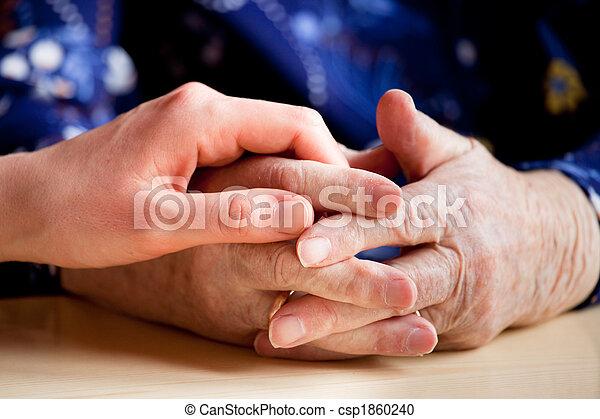 Elderly Care - csp1860240