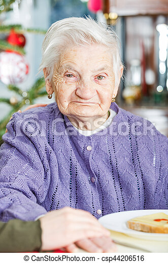 Elderly home care - csp44206516