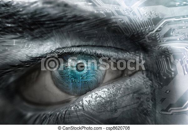 eye chip - csp8620708