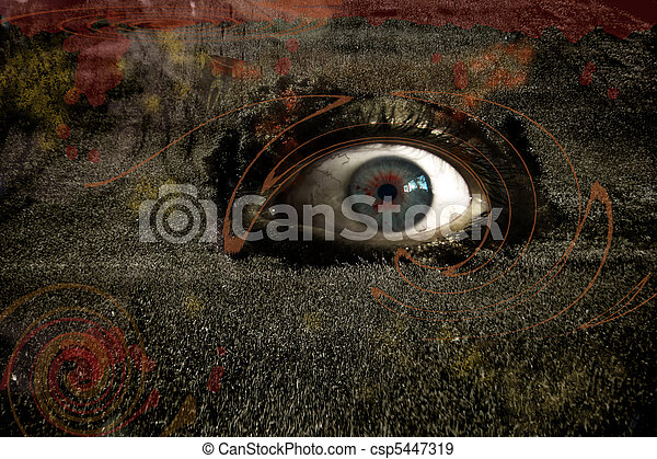 eye - csp5447319