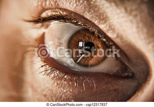 eye - csp12317837