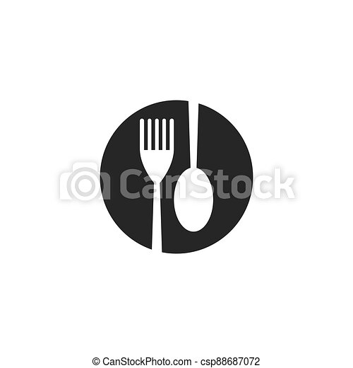fork and spoon - csp88687072