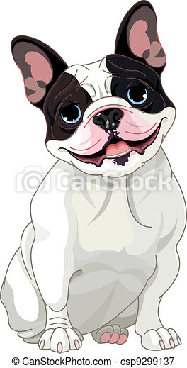 French bulldog - csp9299137