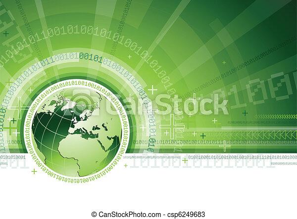 Global Communications - csp6249683
