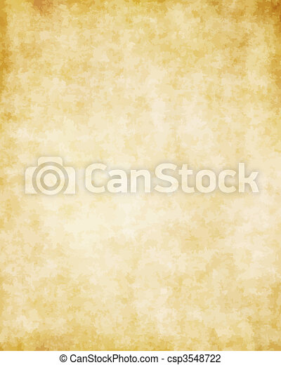 great background of old parchment paper texture - csp3548722