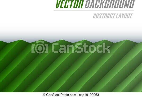 Green Background - csp19190063
