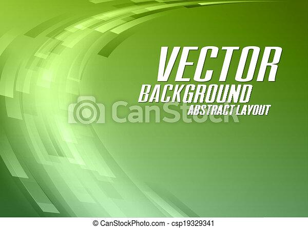 Green Background Dark - csp19329341