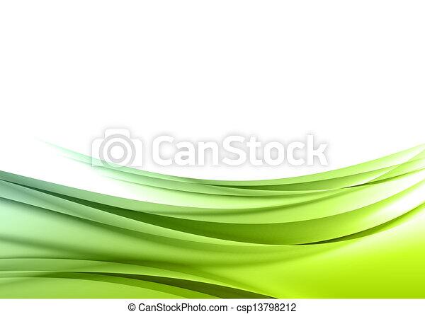 green background - csp13798212