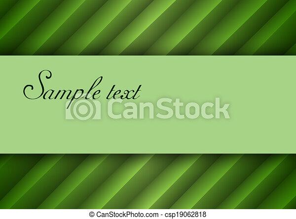 Green Background - csp19062818