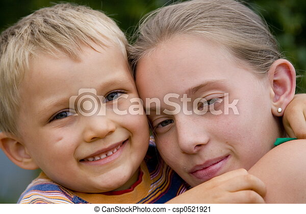 happy children - csp0521921