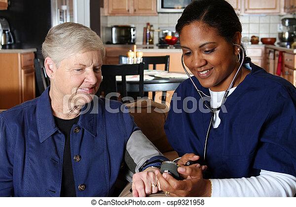 Home Health Care - csp9321958