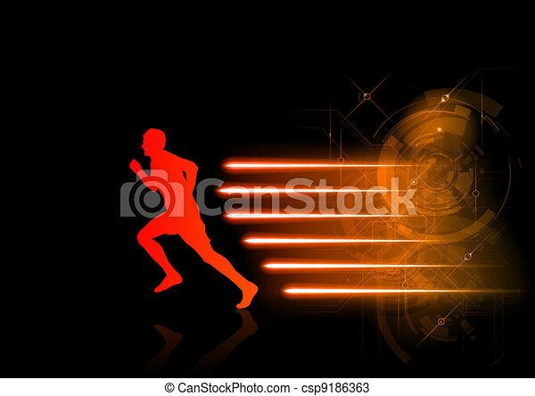 hot runner - csp9186363