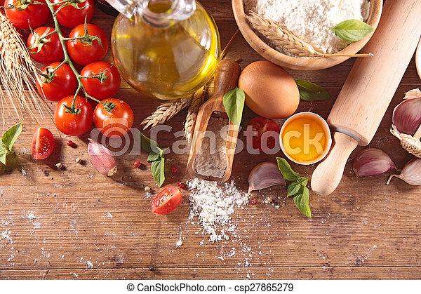 ingredients - csp27865279