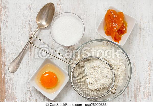 ingredients - csp26920866