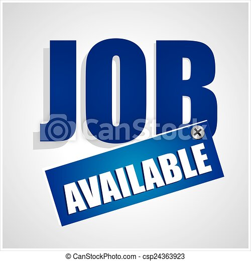 Job concept - csp24363923