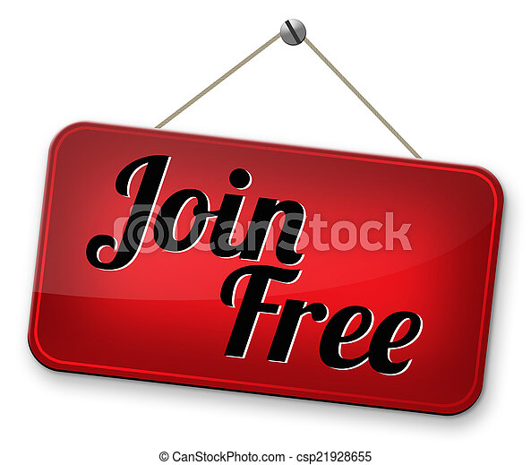 join us free - csp21928655