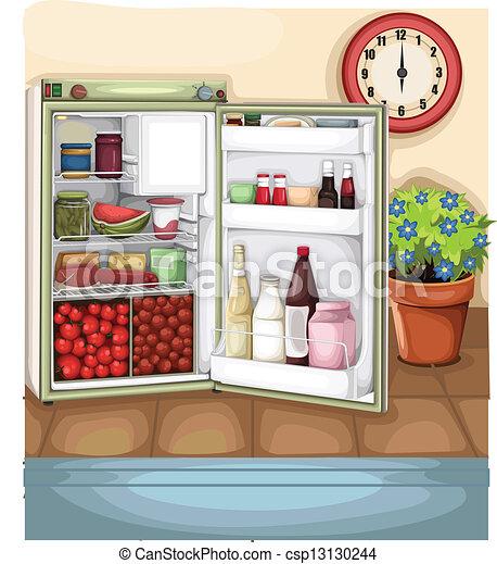 Kitchen - csp13130244
