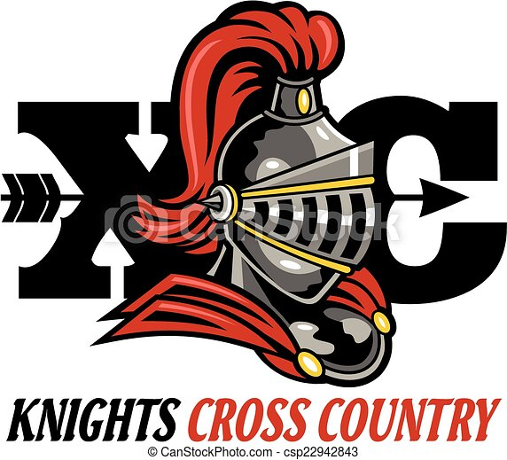 knights cross country - csp22942843