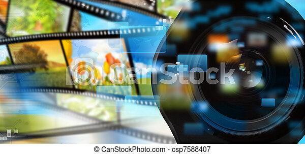 Multimedia streaming - csp7588407