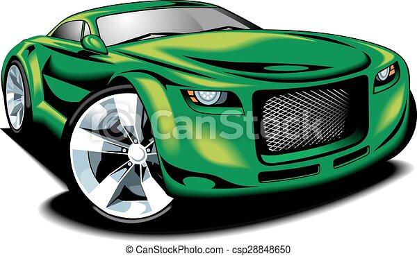 my original car design - csp28848650