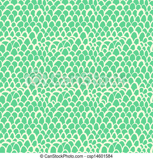 Nautical pattern inspired by tropical fish skin - csp14601584