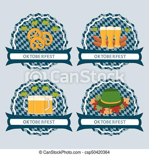 Oktoberfest. - csp50420364