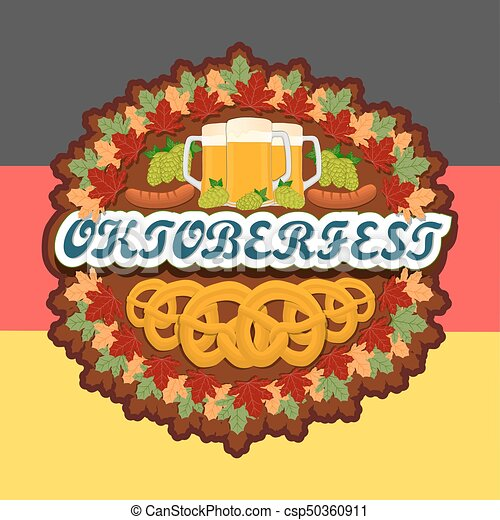 Oktoberfest. - csp50360911