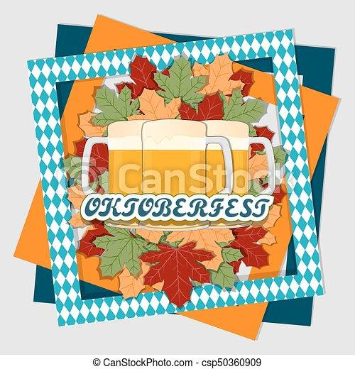 Oktoberfest. - csp50360909