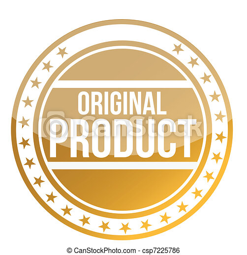 Original Product illustration - csp7225786