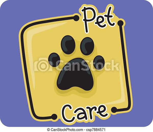 Pet Care - csp7884571