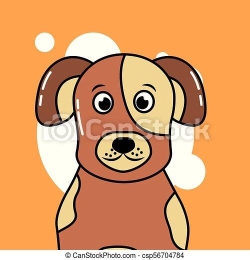 pets dog and cat - csp56704784