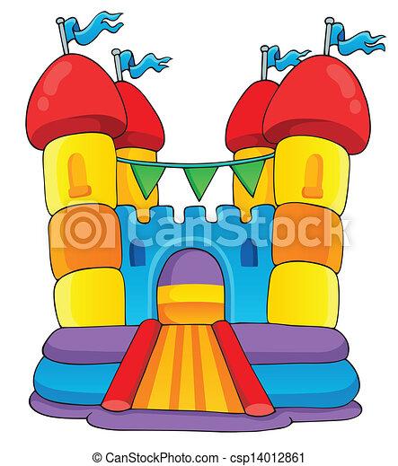 Play and fun theme image 2 - csp14012861