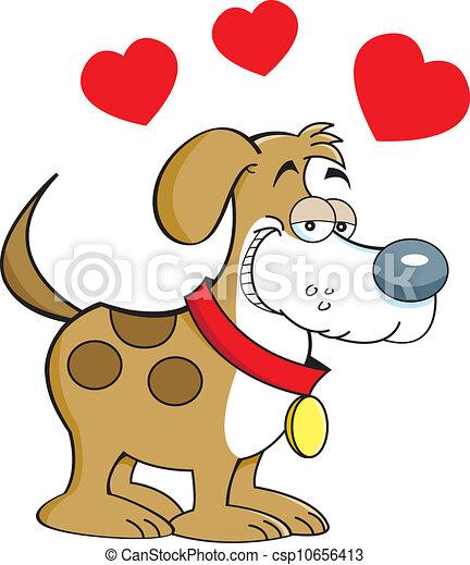 Puppy Love - csp10656413