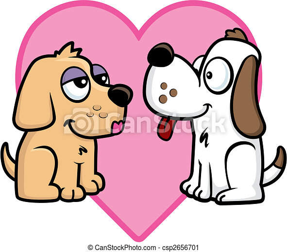 Puppy Love - csp2656701