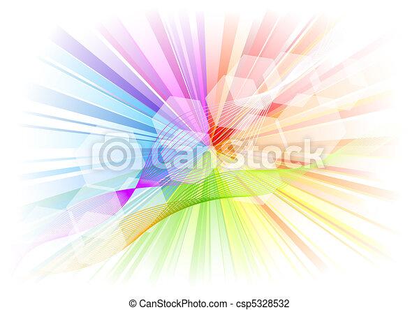 rainbow - csp5328532
