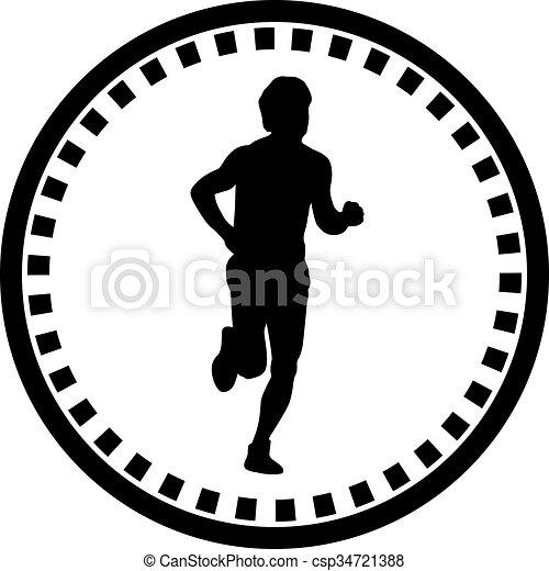 runner - csp34721388