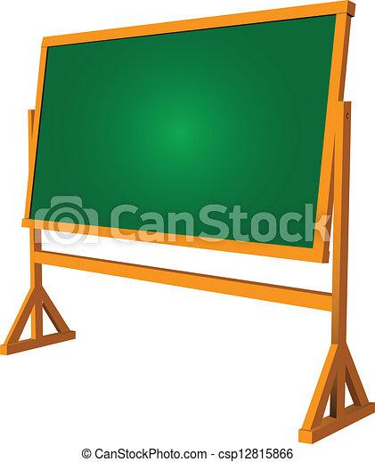 School blackboard - csp12815866