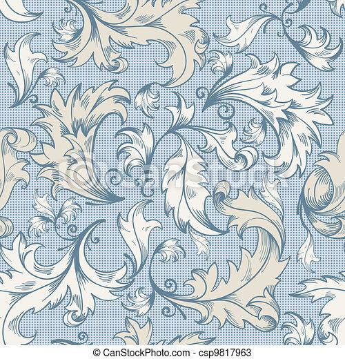 Seamless pattern - csp9817963
