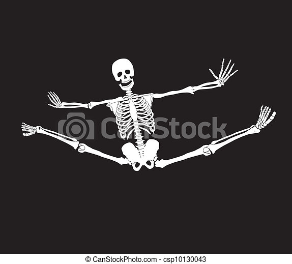 Skeleton - csp10130043