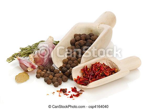 spice still life - csp4164040