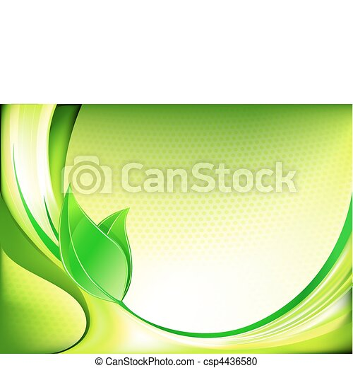 spring abstract background - csp4436580
