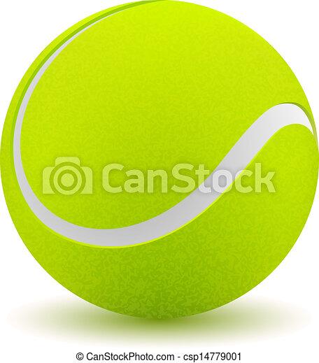 Tennis ball - csp14779001