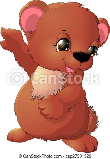 the bear - csp27301329
